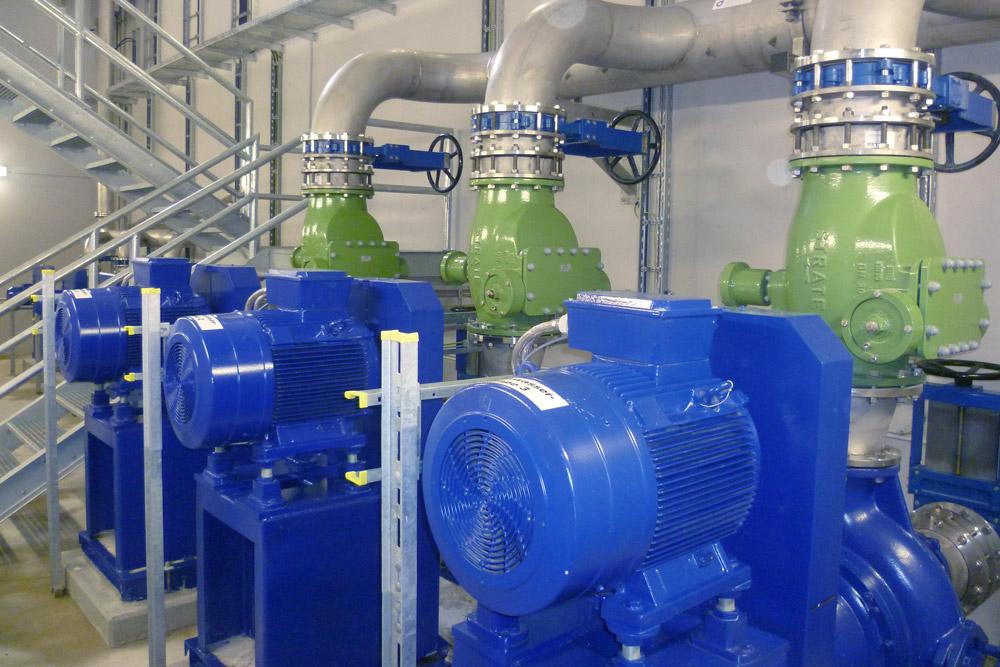Abwassertechnik